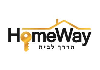 עיצוב לוגו לעסק של Homeway