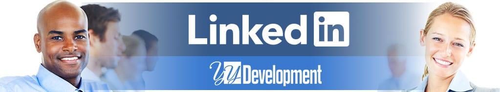עיצוב באנר לינקדאין (LinkedIn)