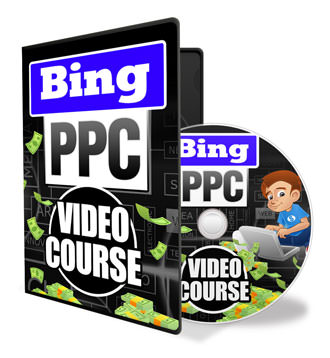 DVD לדוגמא לקורס קידום ממומן ב-BING