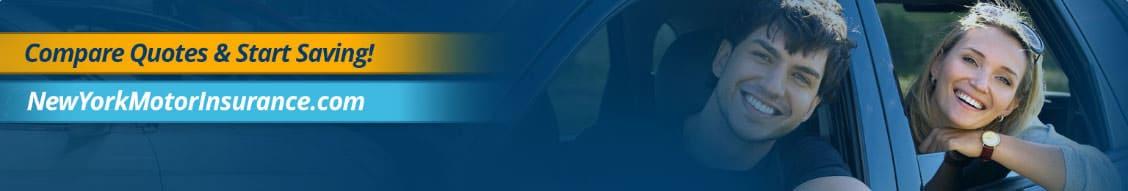 באנר לינקדאין לדוגמא לחברת ביטוח לרכב