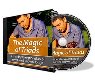 עיצוב CD ללימודי נגינה