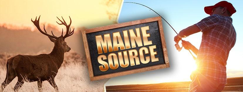באנר לפייסבוק לדוגמא לטיול ב-Maine שבארצות הברית