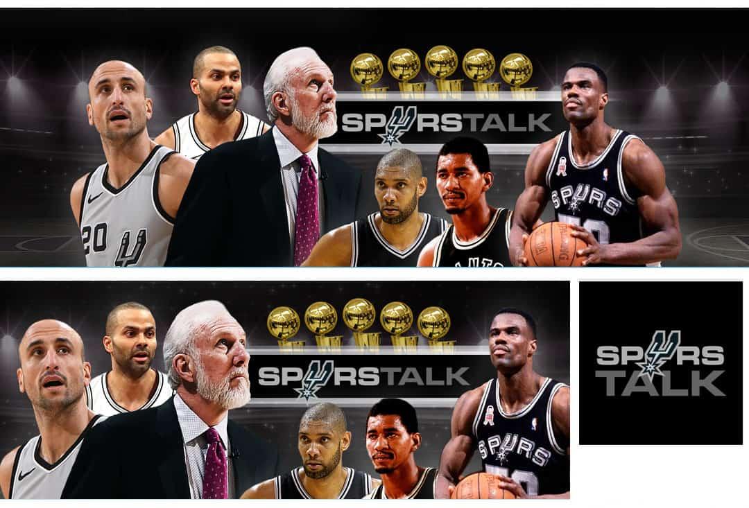חבילת מדיה חברתית לדוגמא לנבחרת כדורסל