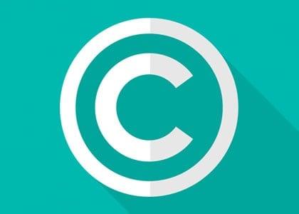 זכויות יוצרים בתחום של עיצוב גרפי ובניית אתרים